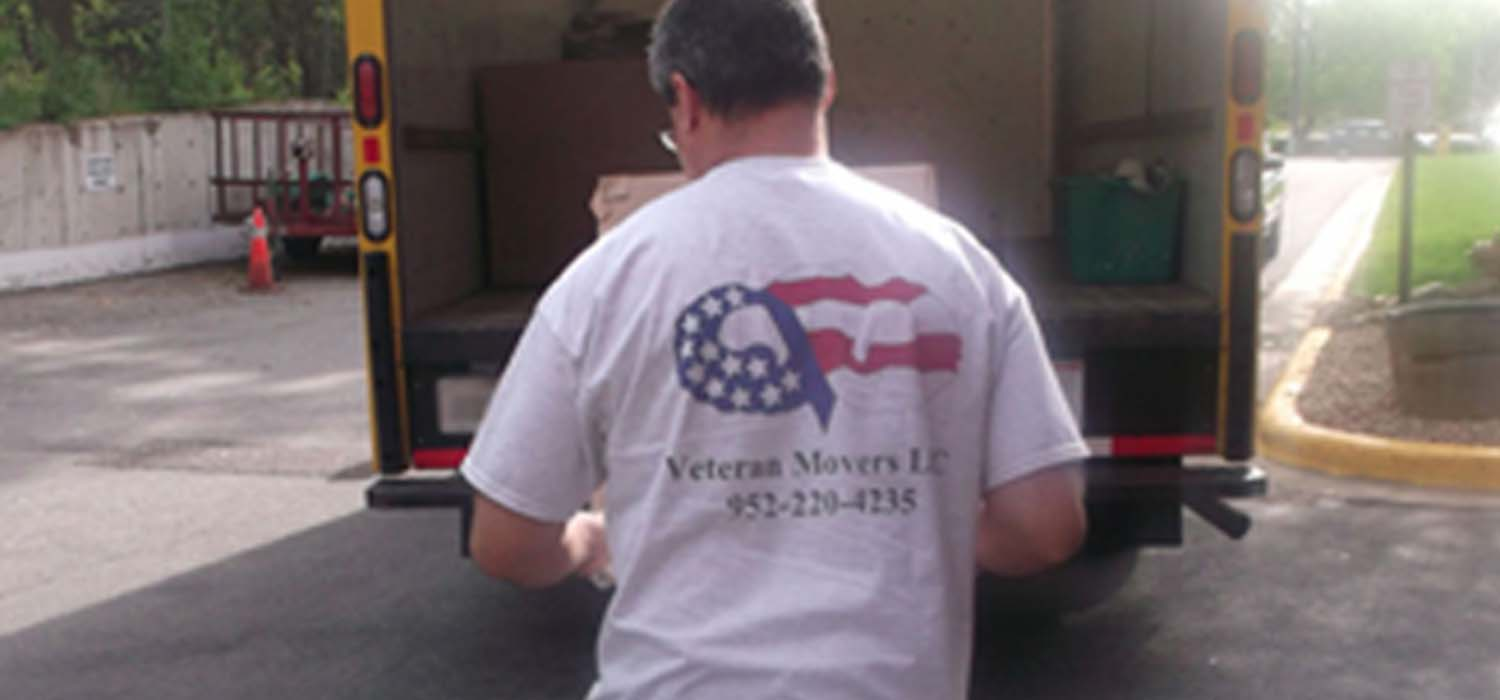 Veteran Movers Moving Furniture